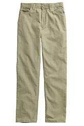 Lands' End Men's Traditional Corduroy Five Pocket Jean