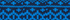 Blauer Saphir Fairisle