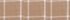 Warm Tawny Brown Windowpane color