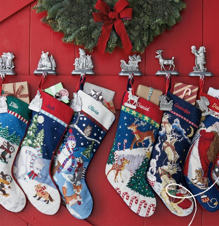 Lands End Christmas Stockings.These Are A Few Of Our Favorite Things To Personalize Sing