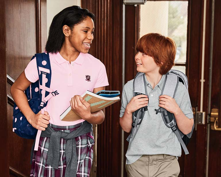 School Uniforms | School Uniform Store Girls/Boys | Lands' End