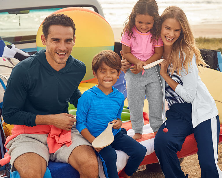 5 Beach Essentials for Your Family