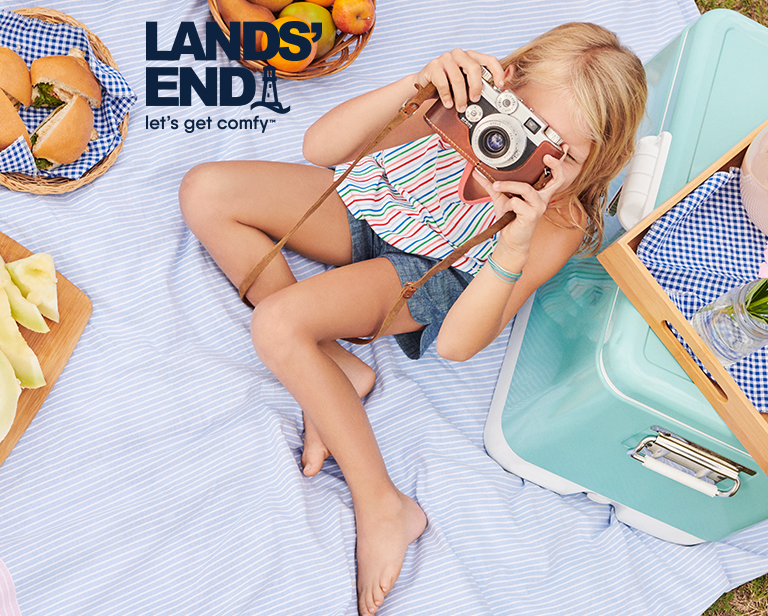 Best Outfits to Wear When Camping in the Backyard | Lands' End