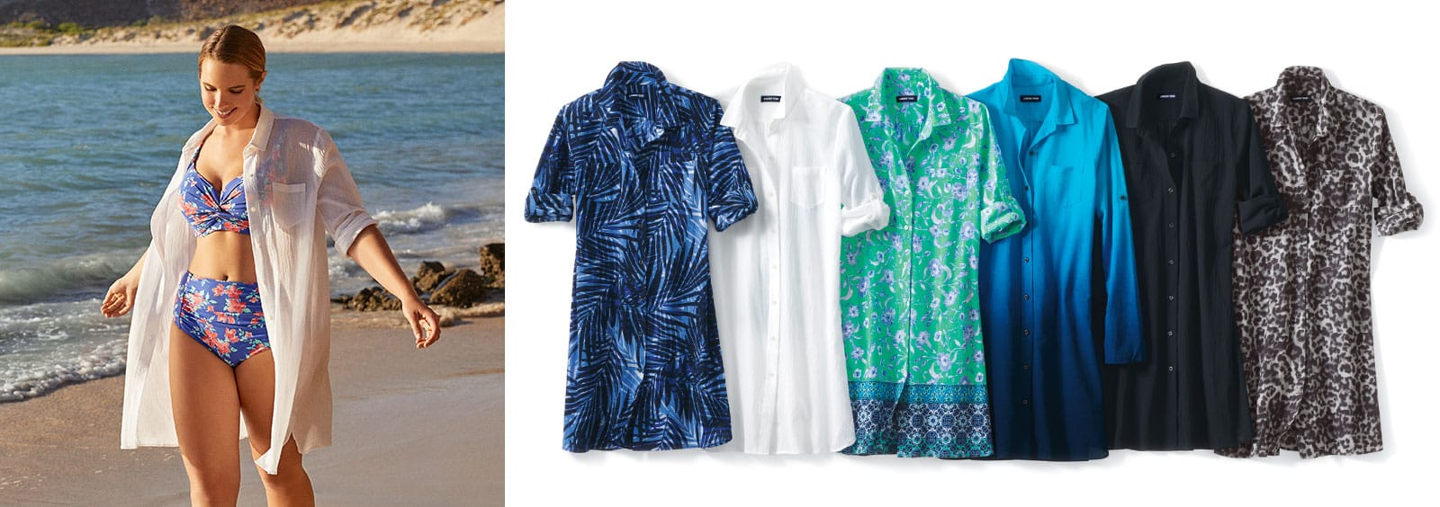 Best Coverups for Your Next Beach Day