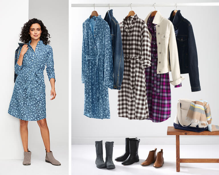 Travel in Style: Top Winter Dresses You Should Bring on Your Next Trip | Lands' End