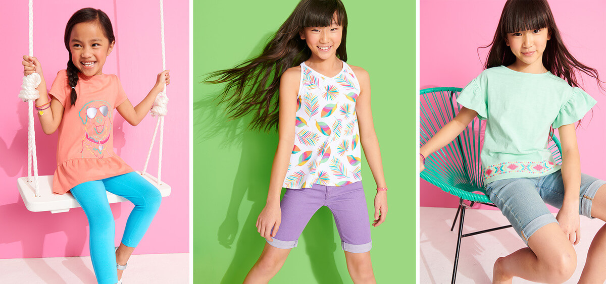 3 Cute Jeans Every Little Girl Would Love to Wear This Spring