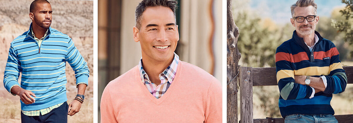 Best Men's Sweaters for Spring