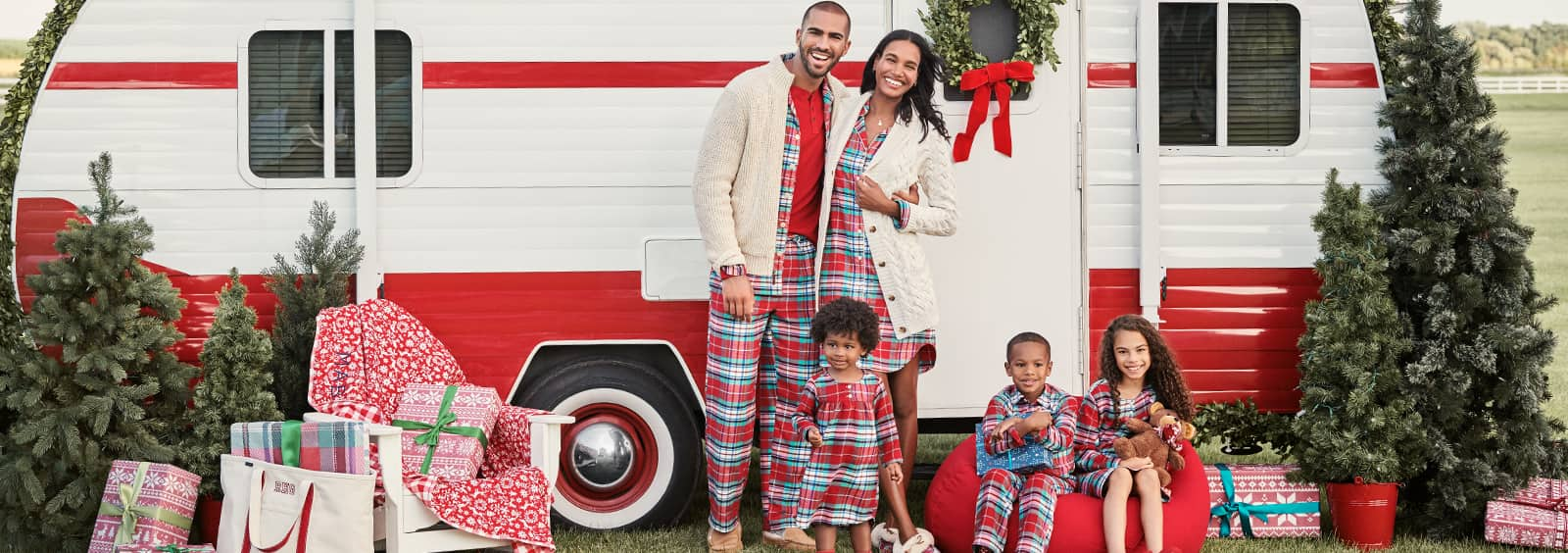 Best Pajamas for Christmas Morning | Lands' End