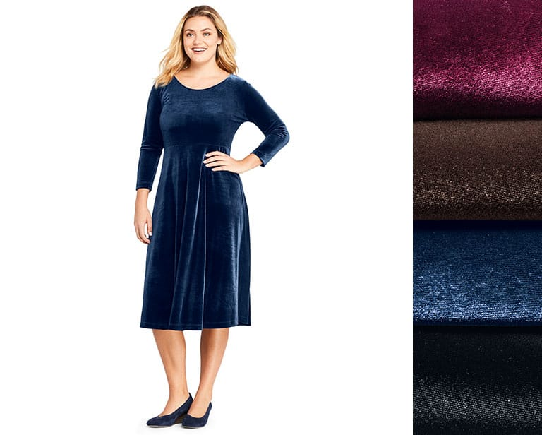 Best plus size dresses and how to wear them | Lands\' End