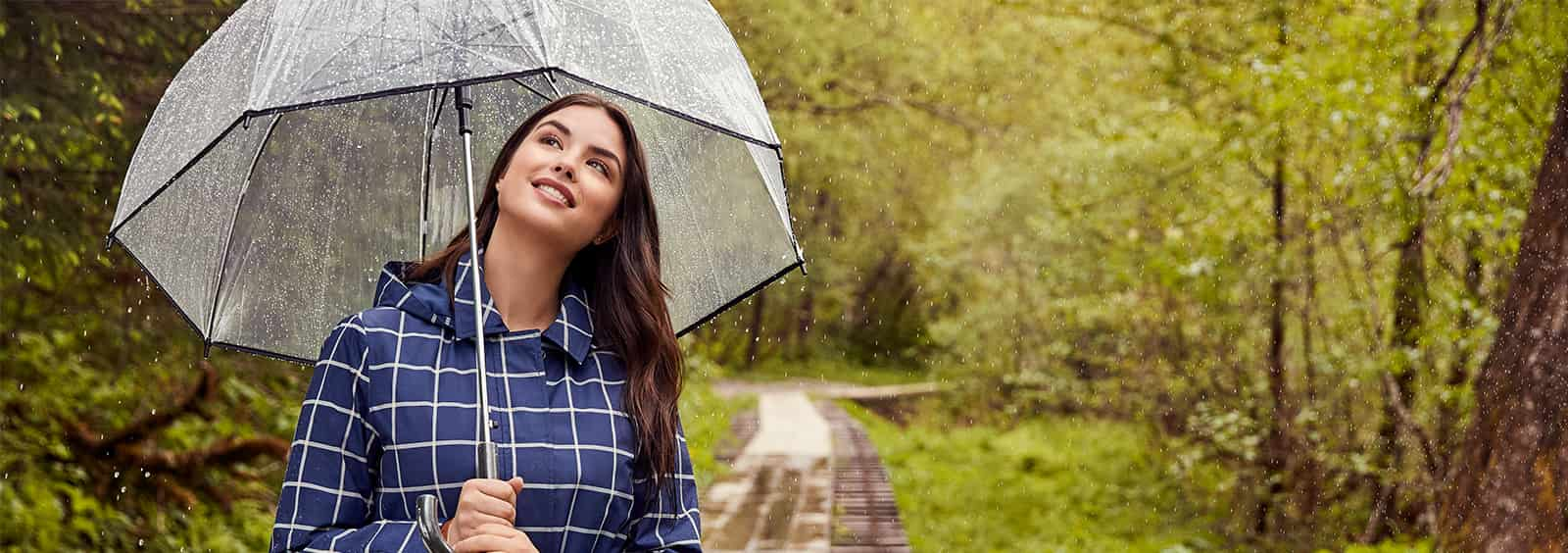 The Best Plus-Size Rain Jackets for Fall