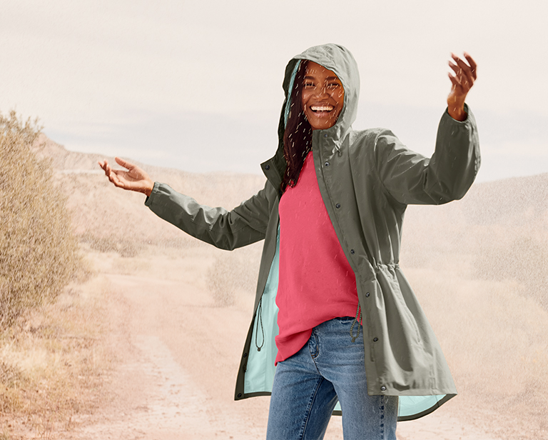 Best Spring Coats to Bring on a Hiking Trip