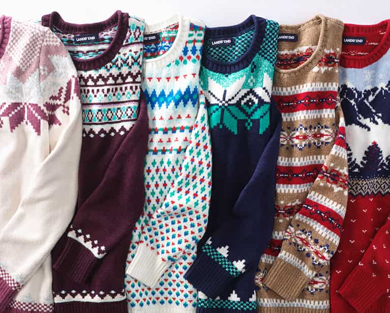 choose the most flattering plus size sweaters