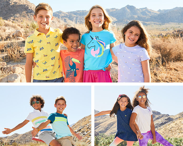 What Clothes Every Kid Needs for Summer Camp | Lands' End