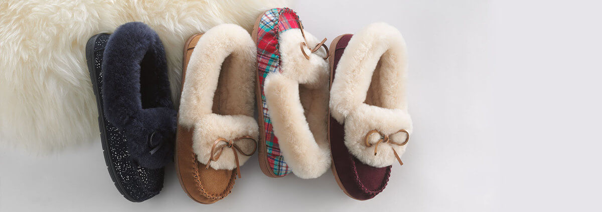 Cute and Cozy Slippers She'll Love to Find Under the Tree This Year