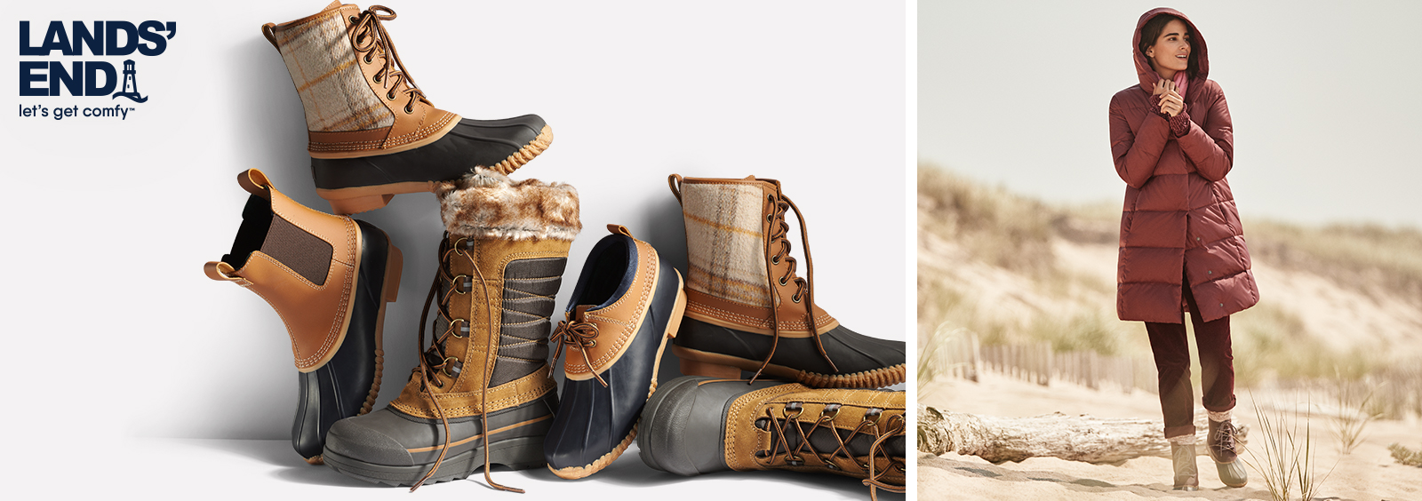 Duck Boots For Rain and Snow - All Your