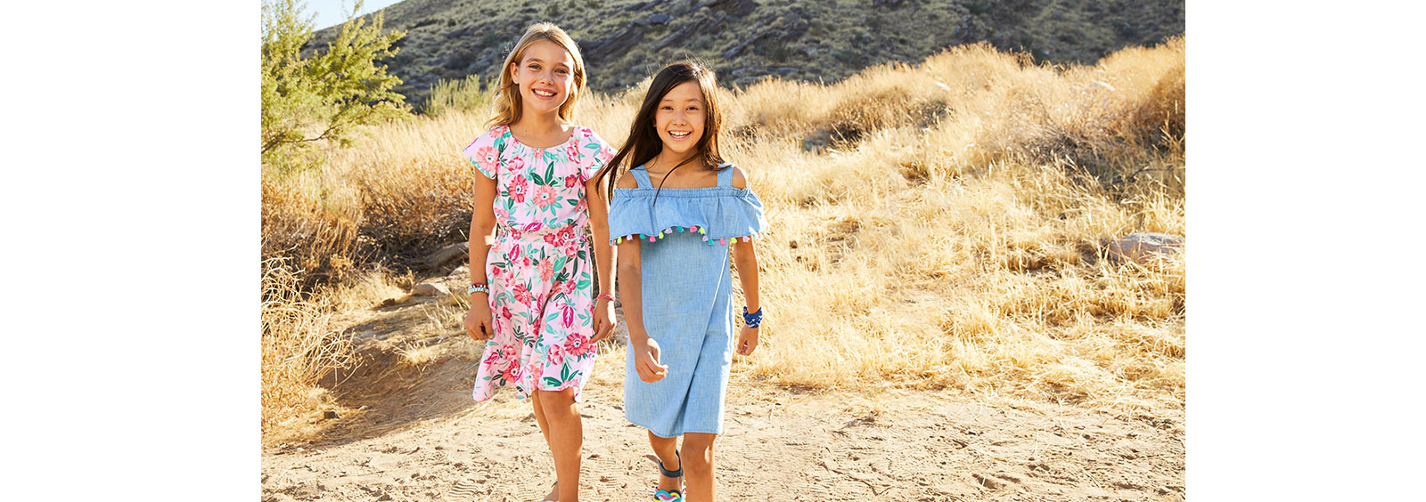 5 Girls' Dresses That Are Perfect for School