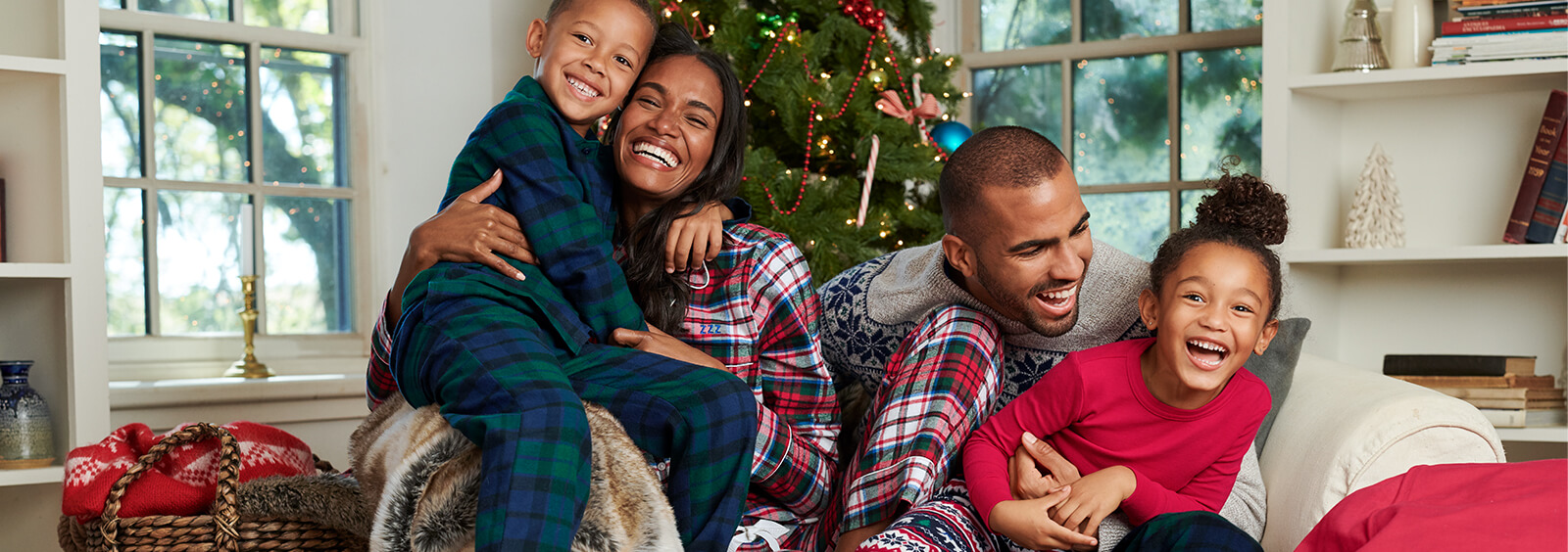 Flannel Pajamas for the whole family
