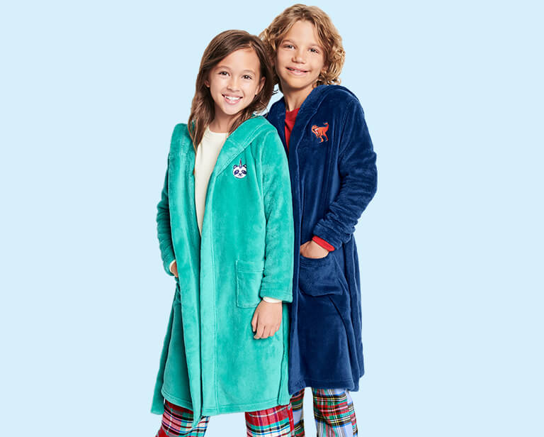 Flannel Robes