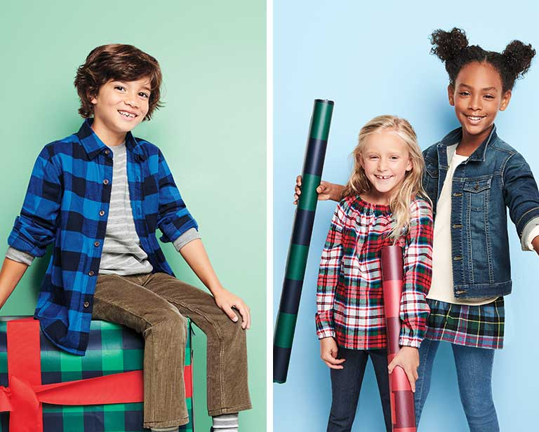 Flannel Shirts For Kids Lands End