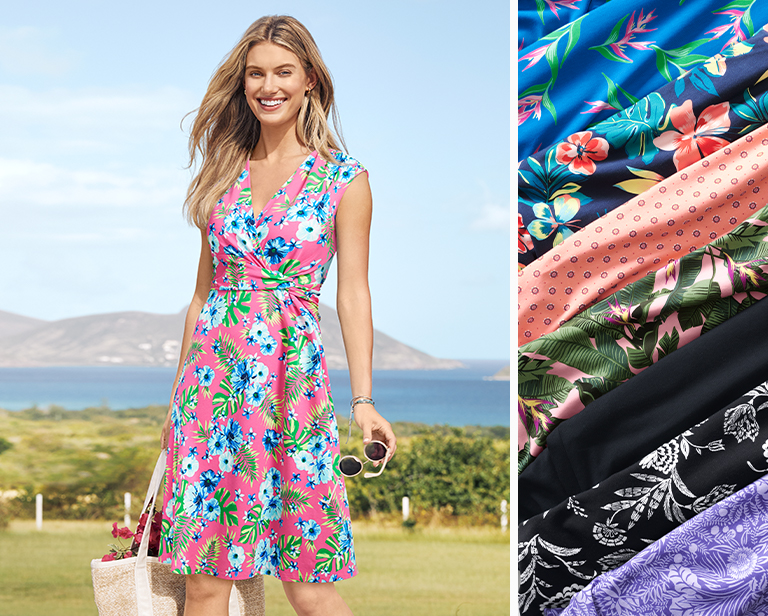 In Bloom: Add a Pop to Your Look with These Fabulous Florals
