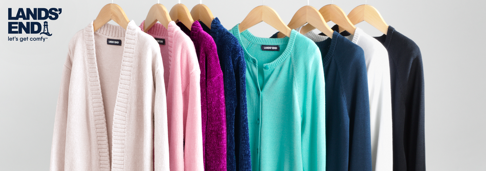 Girls' Cardigan Sweaters for Lounging Around the House on Weekends