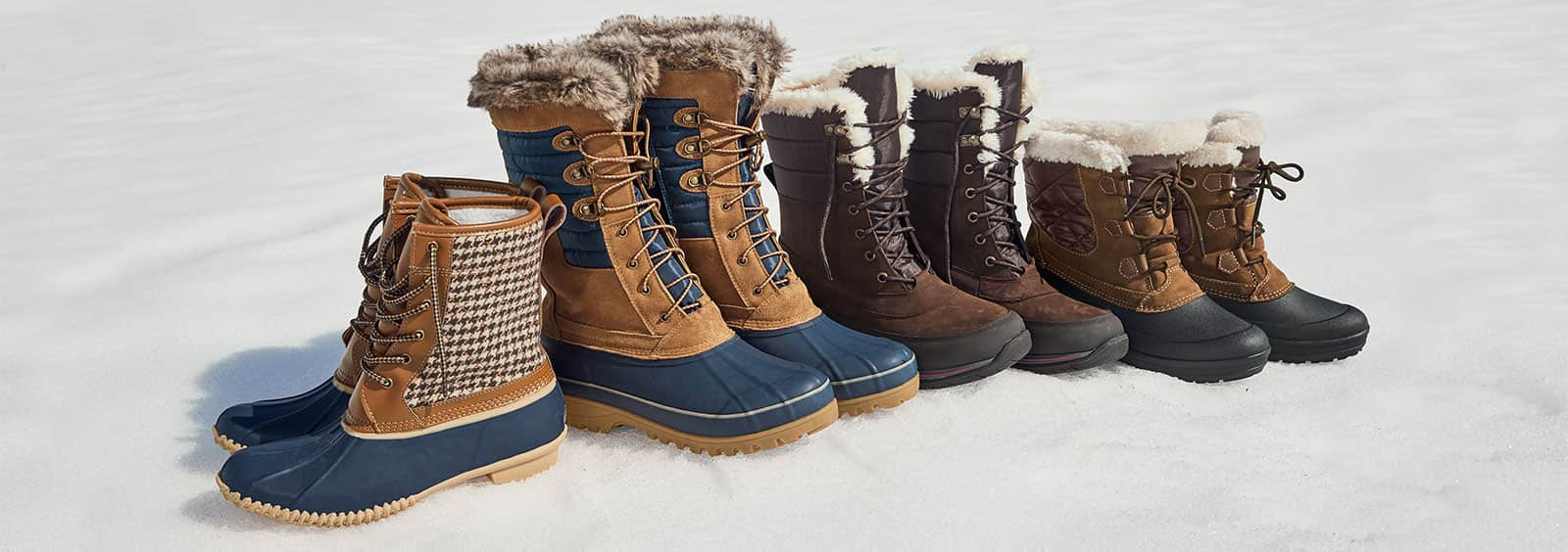 What to Look for in a Great Pair of Winter Boots | Lands' End