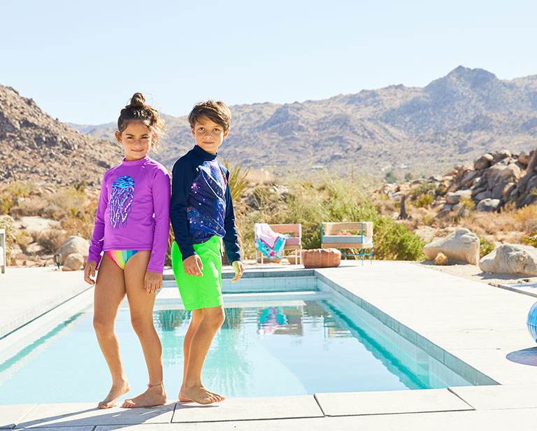 A Guide to Buying Swimsuits for Kids
