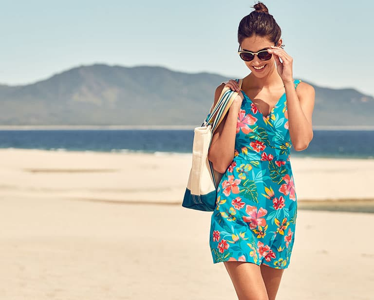 A Guide to Finding Modest Swimwear | Lands' End