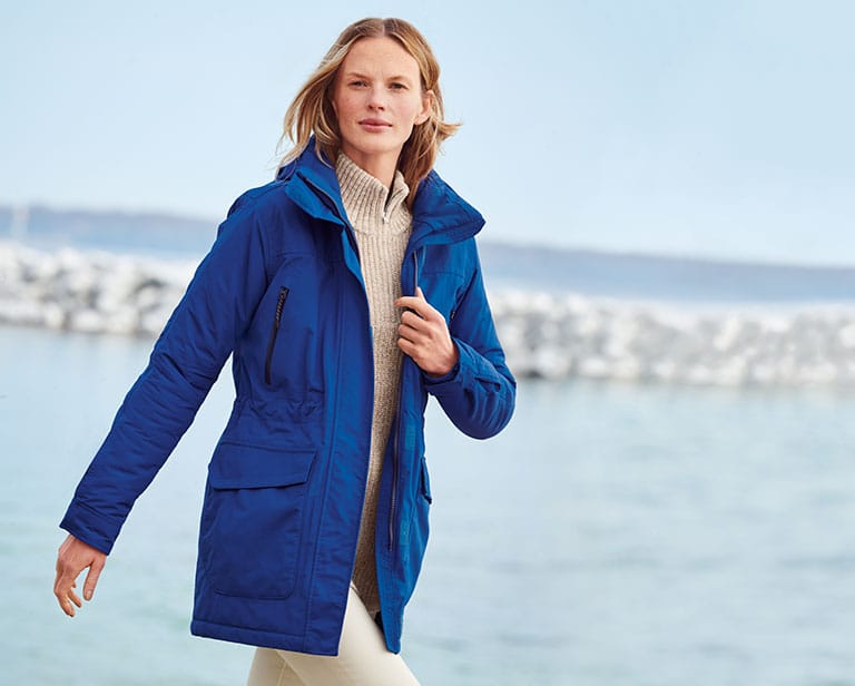 How A Lands' End Squall Parka Became My Favorite Fishing Coat