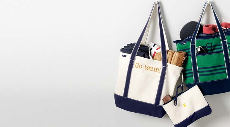 Care For Your Lands End Canvas Tote