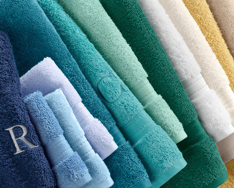 How to Remove Stains from Towels