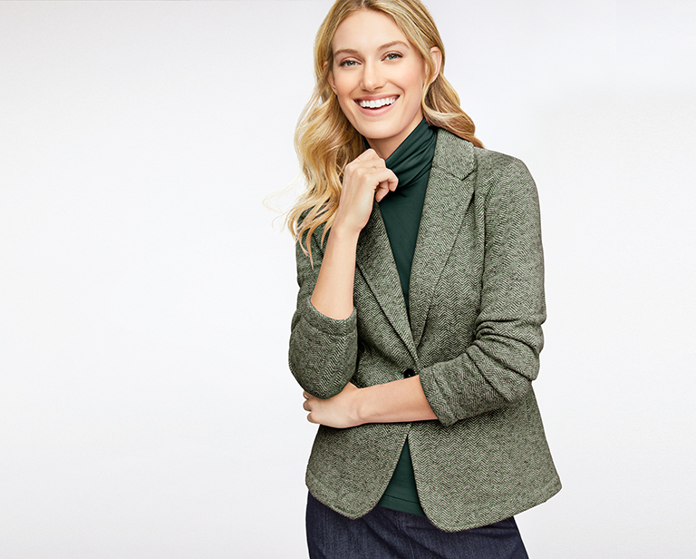 How to Style Your Work Blazers