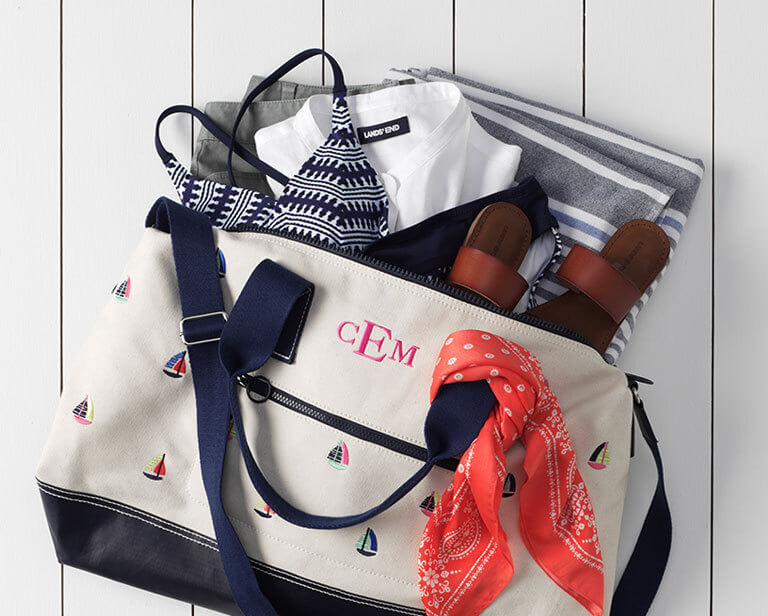 Weekend Getaway Bag