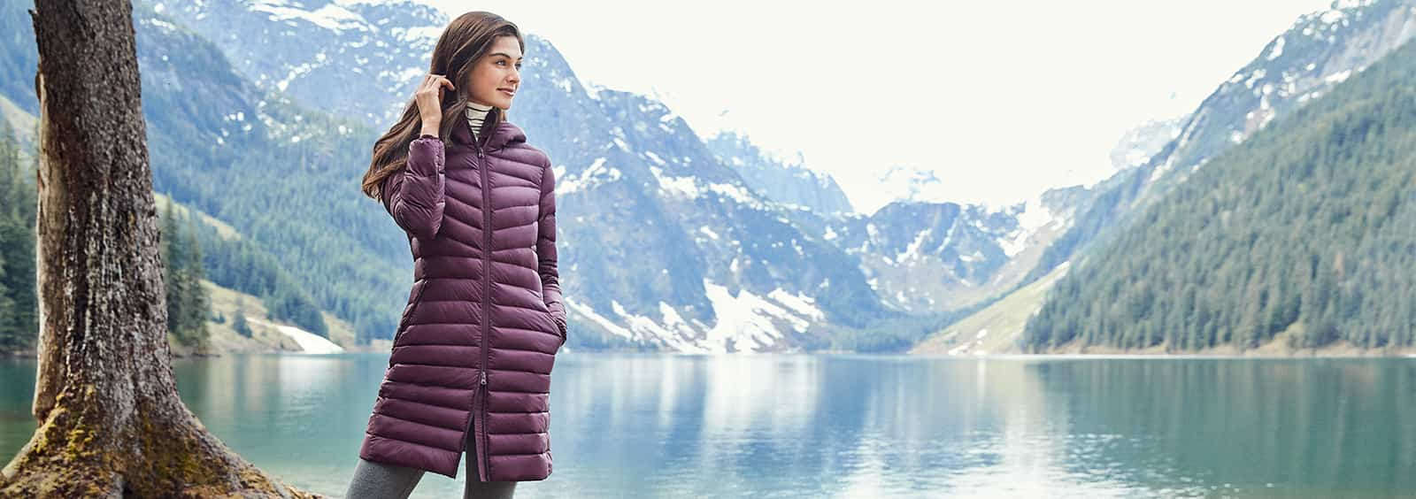 Jackets for the Active Woman
