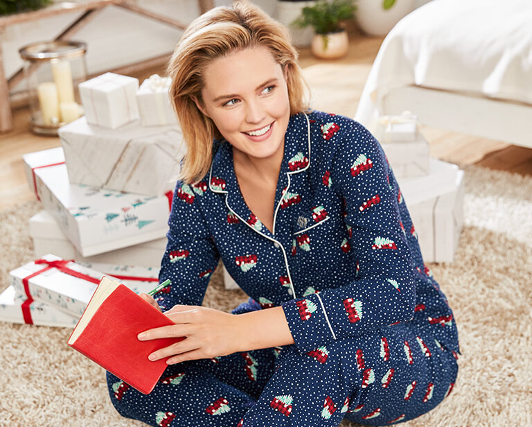 Keep Cozy in Plus Size Flannel Pajamas