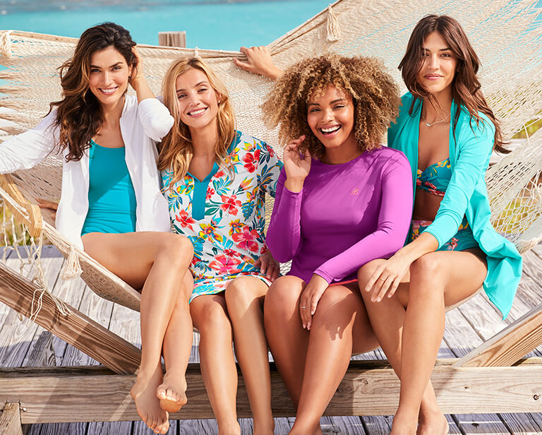 Hit the Beach with Modest Swimwear for Women
