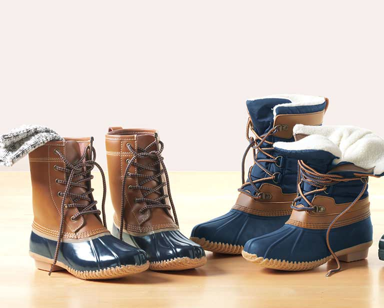 best shoes for rain and snow