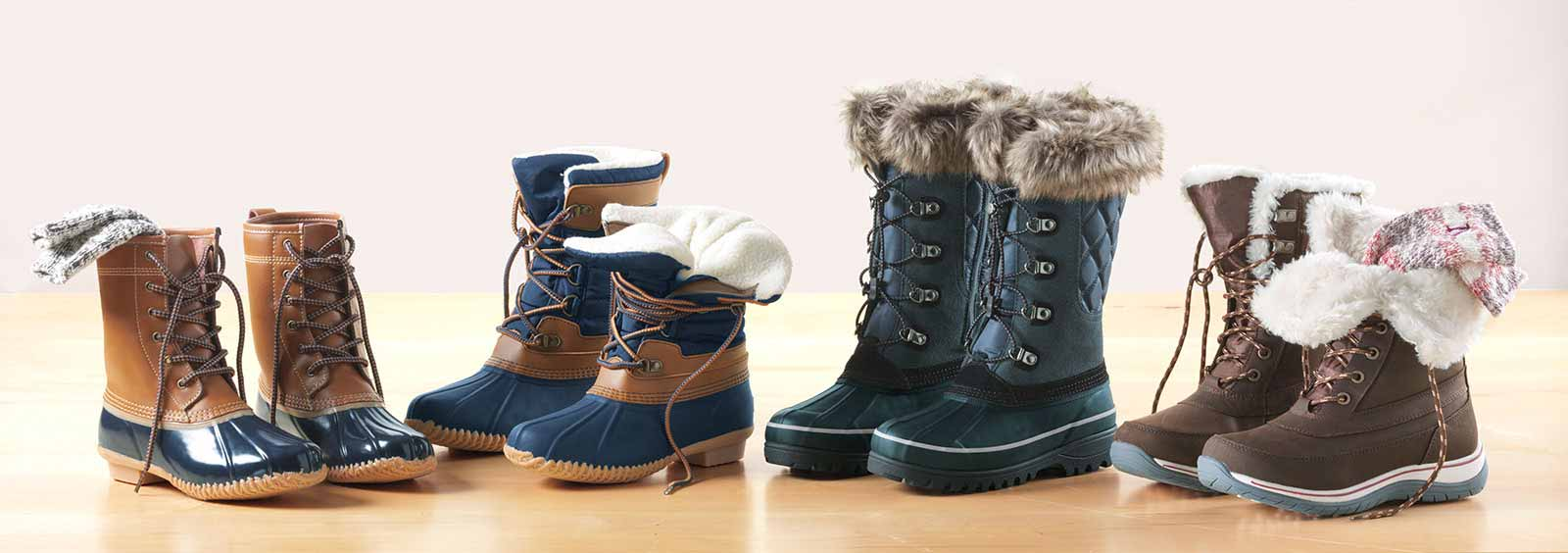 Snow Boots vs. Tennis Shoes - Which are