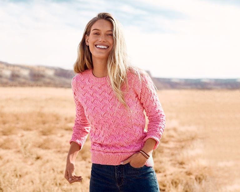 Sweater Trends for Spring | Lands' End