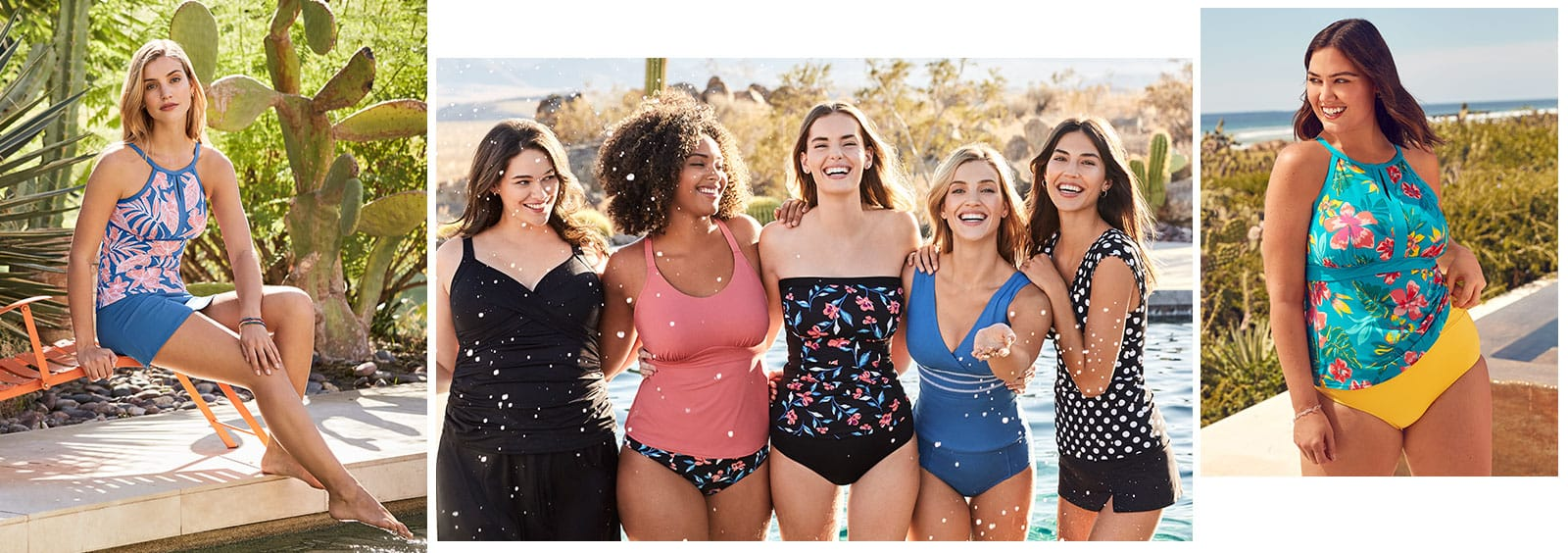 Top 4 Swimsuits Every Big-Busted Woman Needs