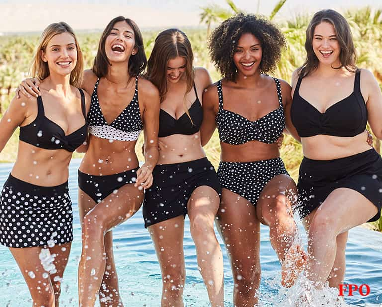 Swimsuit Buying and Size Guide: Look Great at Any Age