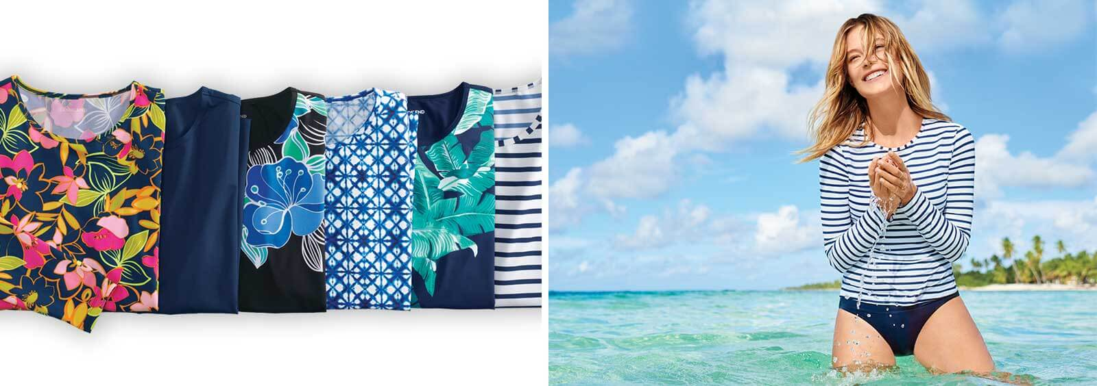 The Best Rash Guards for Vacation