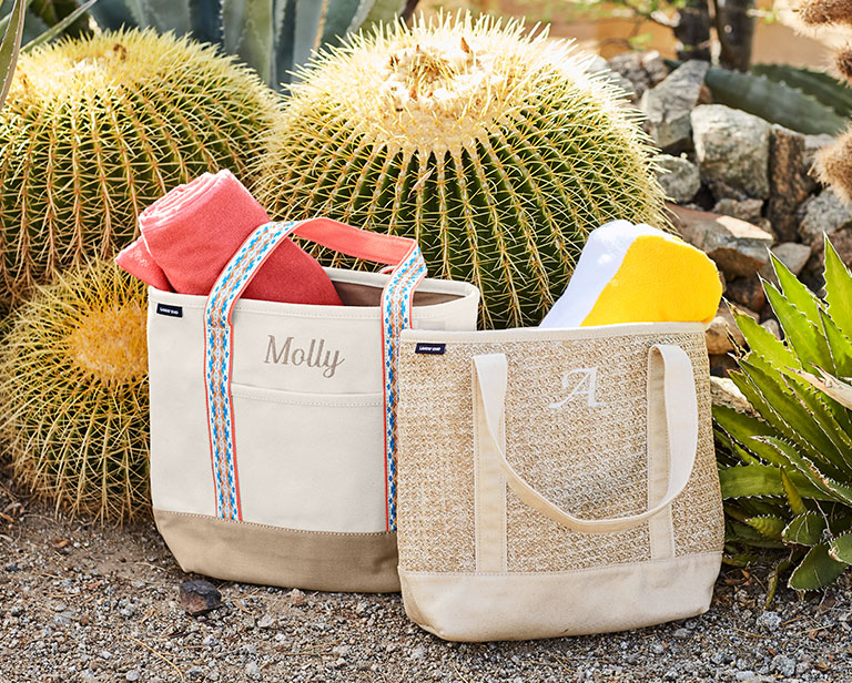 Top 9 Canvas Totes to Break out This Spring | Lands' End