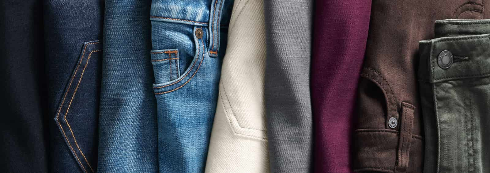 5 Types of Jeans You Can Live in All Winter Long