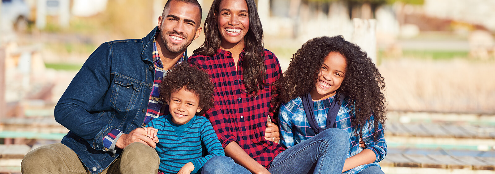 What my Family Wears to Thanksgiving | Lands' End