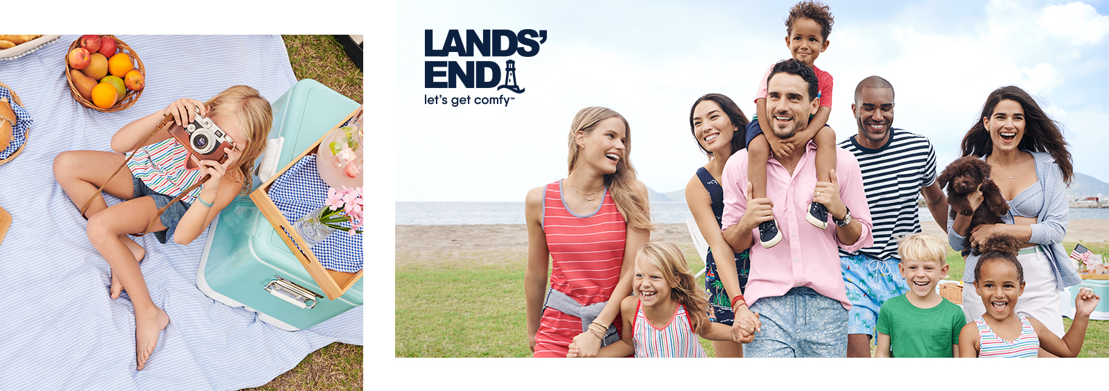 Wear to a Social Distance BBQ | Lands' End