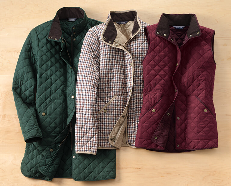 What Is The Difference Between Coats And Jackets Lands End