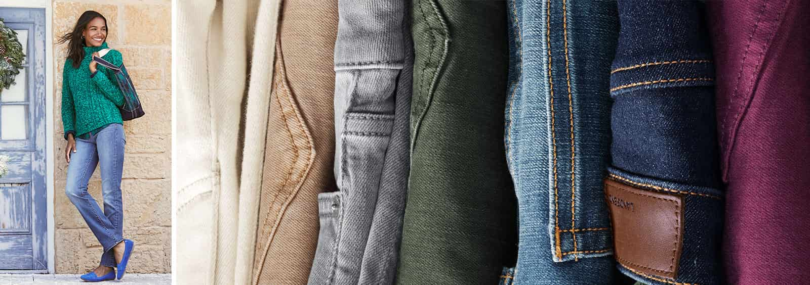 Why a T-Shirt and Jeans Make the Best Outfit | Lands' End