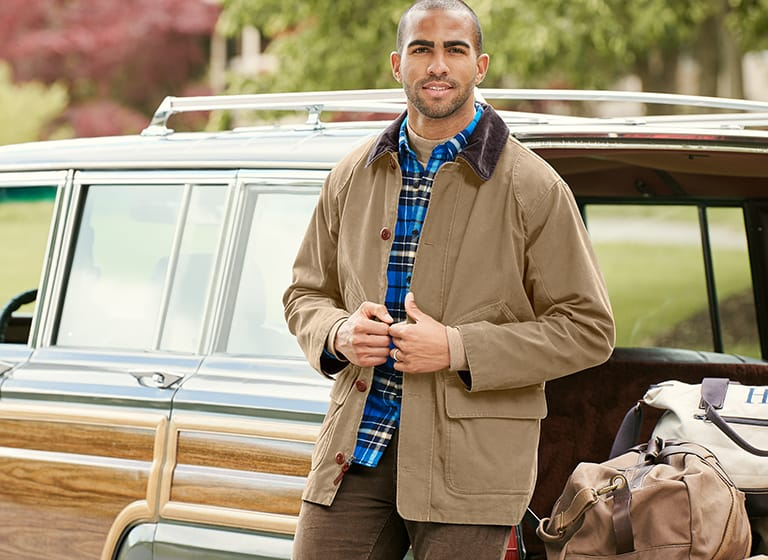 The Barn Coat: Why Every Man Needs One | Lands' End