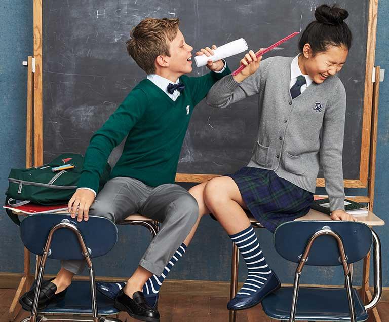 School Uniform Checklist What To Buy For School Uniforms Lands End